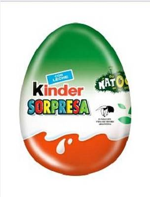 © Pascuas nativas con Kinder
