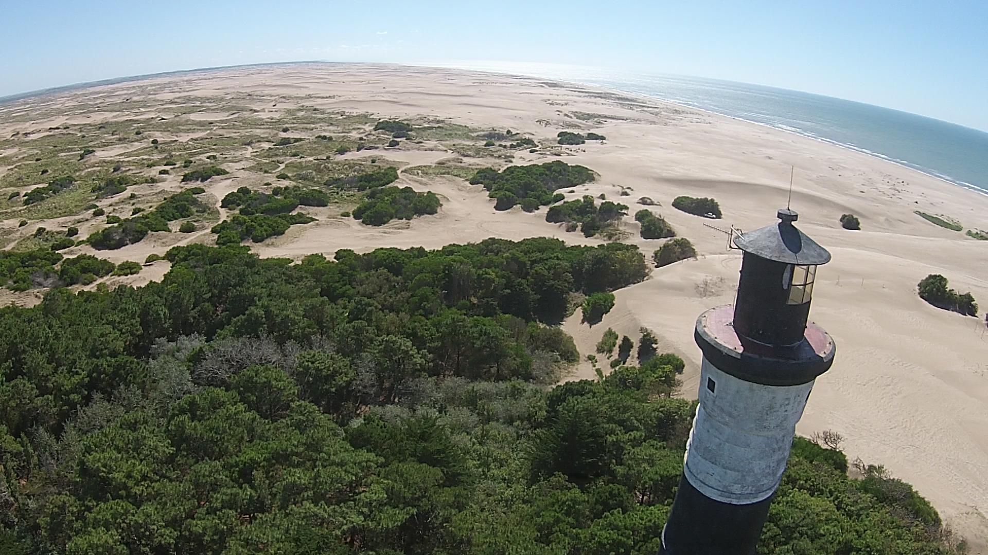 Faro Querandí, Mar de las Pampas, Buenos Aires